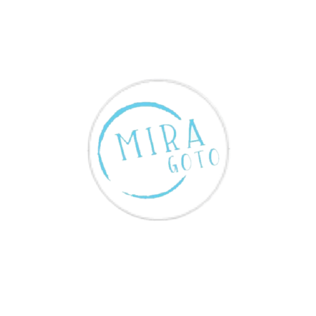 Mira Goto Clear Sticker